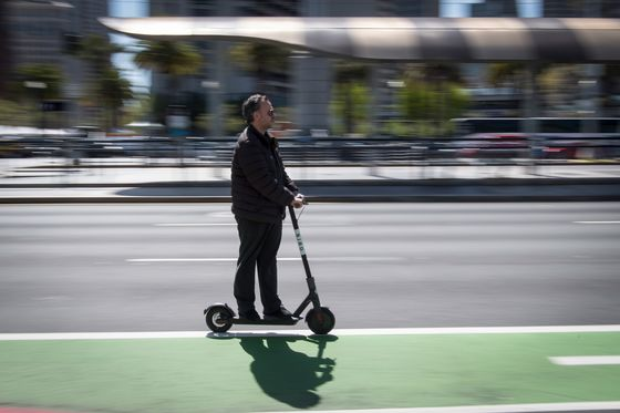 Paris and Tel Aviv Are Latest Electric-Scooter Battlegrounds