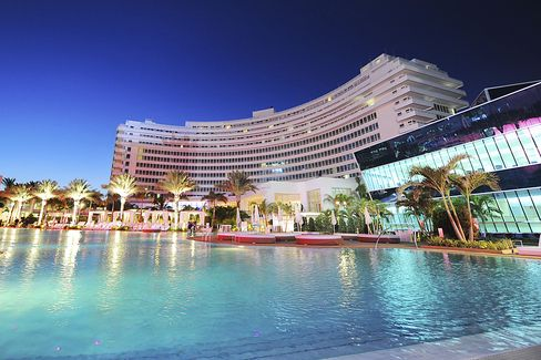 Miami Beach Banker Party Shows Why Hotels Fill Bonds