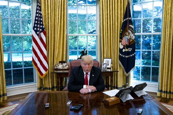Here Are All the Highlights From Trump's Oval Office Interview
