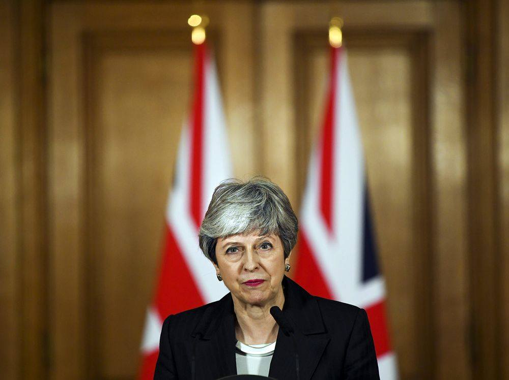 U.K. Cabinet Ministers Are War-Gaming the Fall of Theresa May