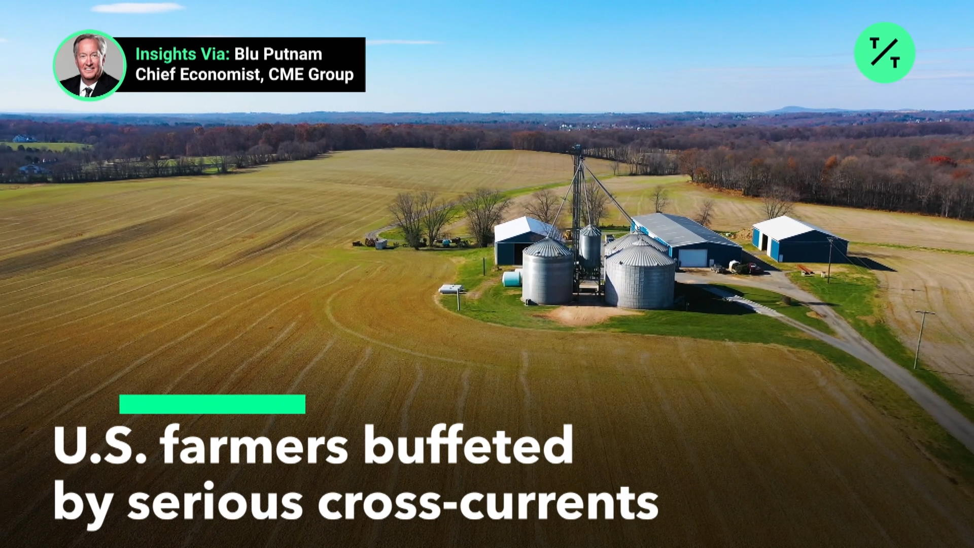 Trade, weather hit farmers