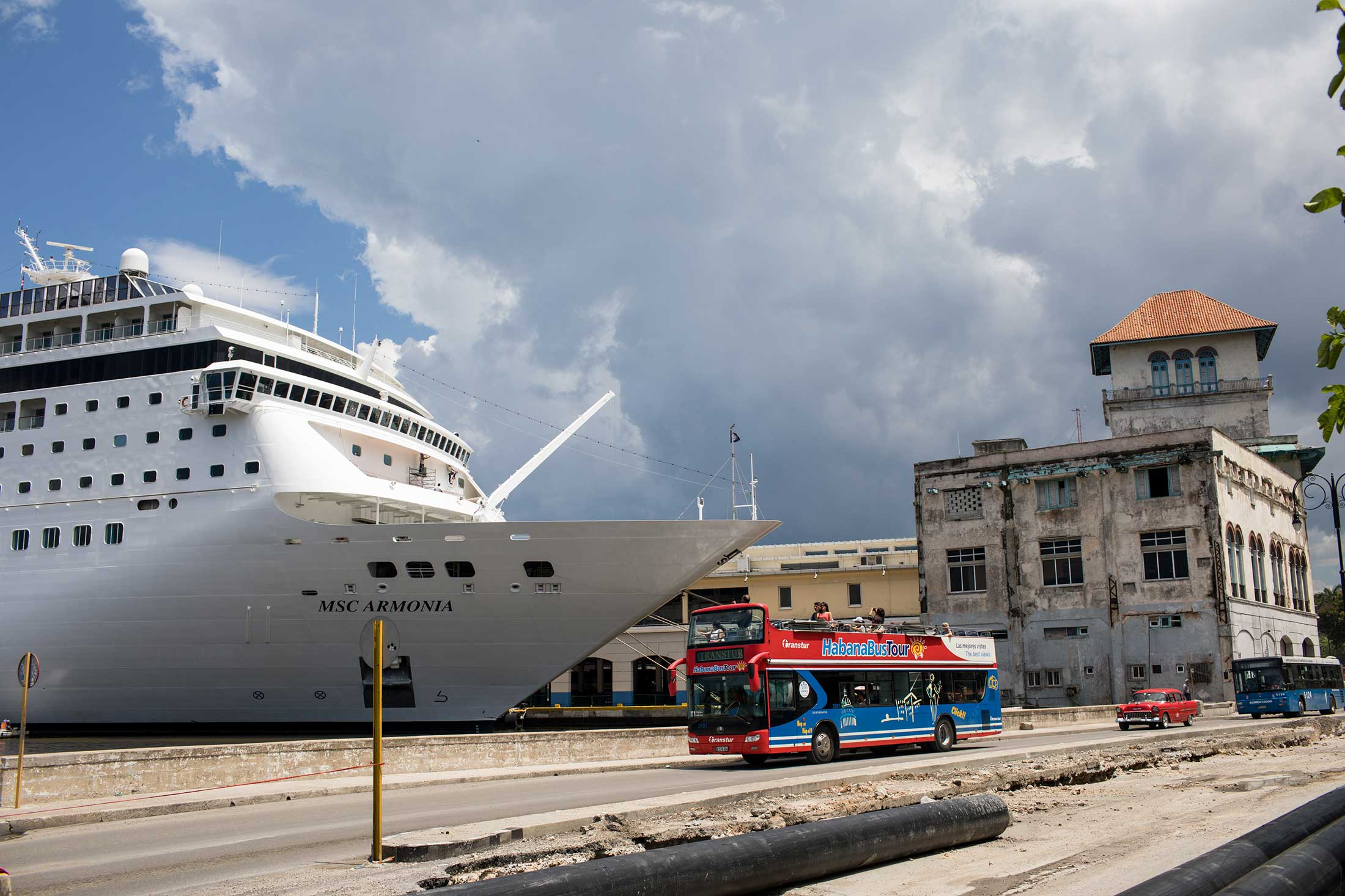 Exiles Target Cruise, Hotel Companies to Recoup Their Piece of Cuba