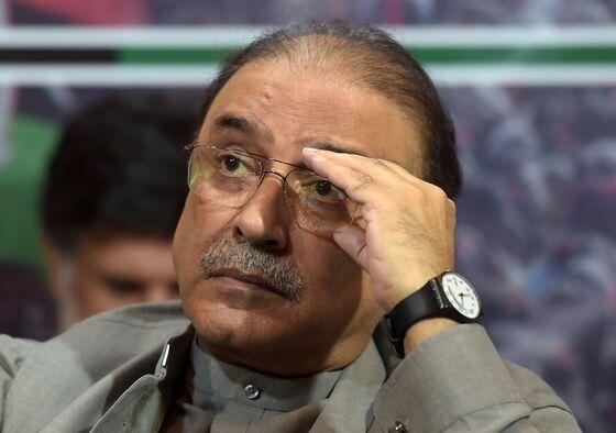 Money Laundering Probe Names Ex-Pakistani President Zardari