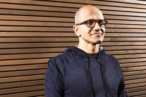 New Microsoft CEO Satya Nadella Almost Became (Gasp!) an Investment Banker