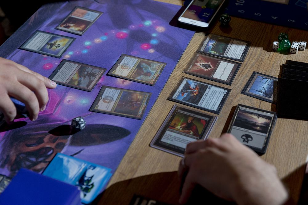 Hasbro's Free Magic: The Gathering Arena Official Launch Is 2019