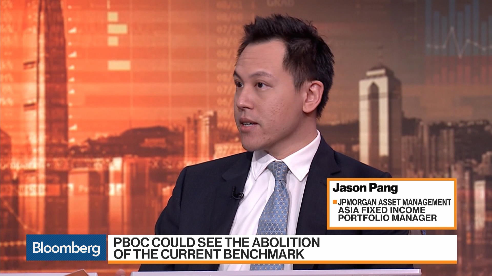 PBOC's Interest Rate Reform a Step in Right Direction, Says JPMorgan's Pang