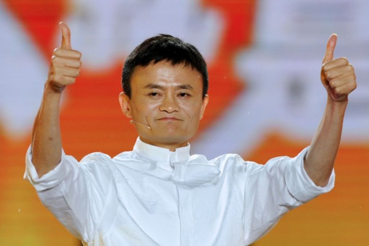 Ahead of the Alibaba IPO, Founder Jack Ma Goes on Deal Spree
