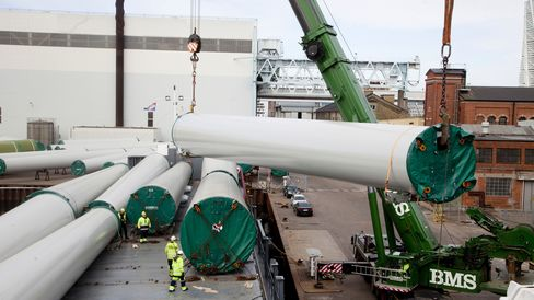 Windtower Production in Sweden