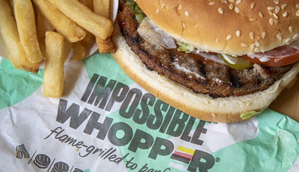 Burger King Ditches Morningstar Burger