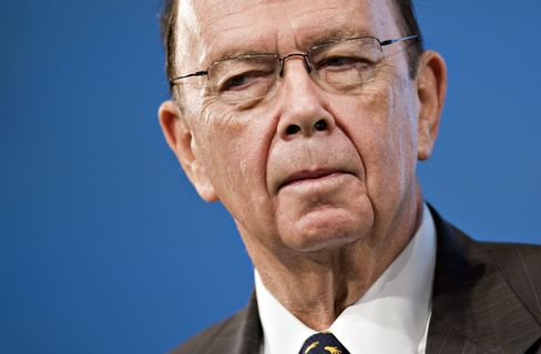 WL Ross & Co. Chairman and CEO Wilbur Ross
