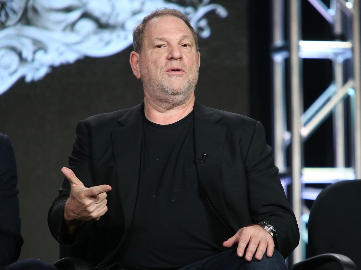 Harvey Weinstein Sued by New York Over Sexual Harassment at Firm