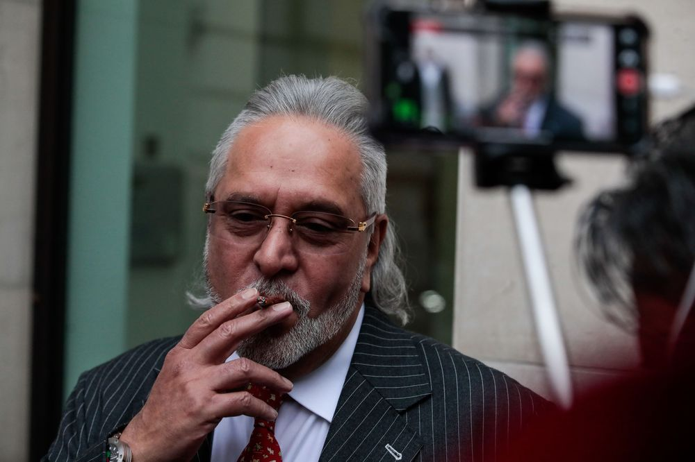 India's 'King of Good Times' May Have to Cut $24,000-a-Week Allowance