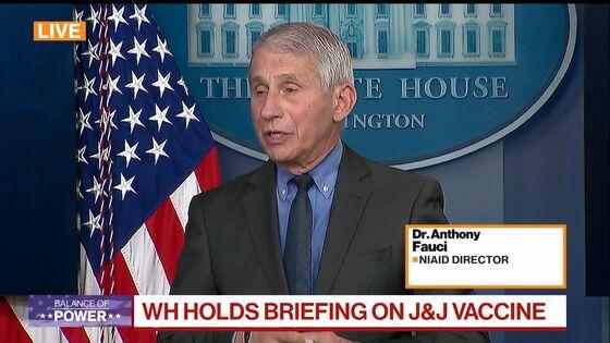 Top Biden Health Officials Face Congress After J&J Vaccine Pause