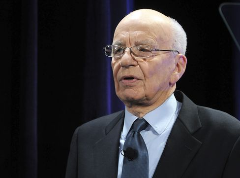 Murdoch Coveting Papers Must Wait as Rift Stalls Media Rules