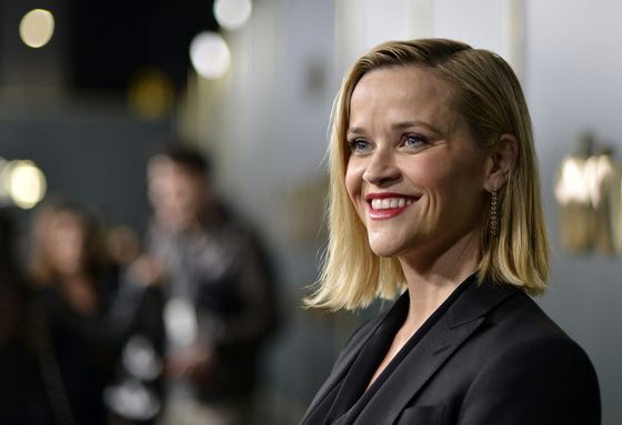 Reese Witherspoon Sells Stake in Firm to Disney Vets, Blackstone