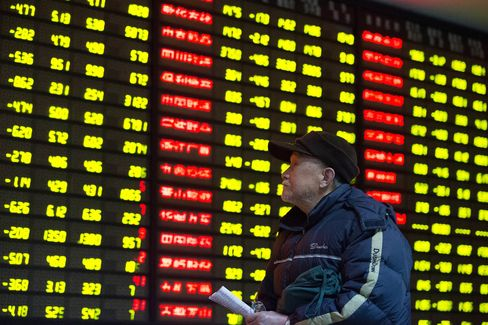 Shanghai Composite Index Drops 2.92% To Below 2,700 Points On Thursday