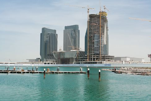 Abu Dhabi May Rescue More Developers