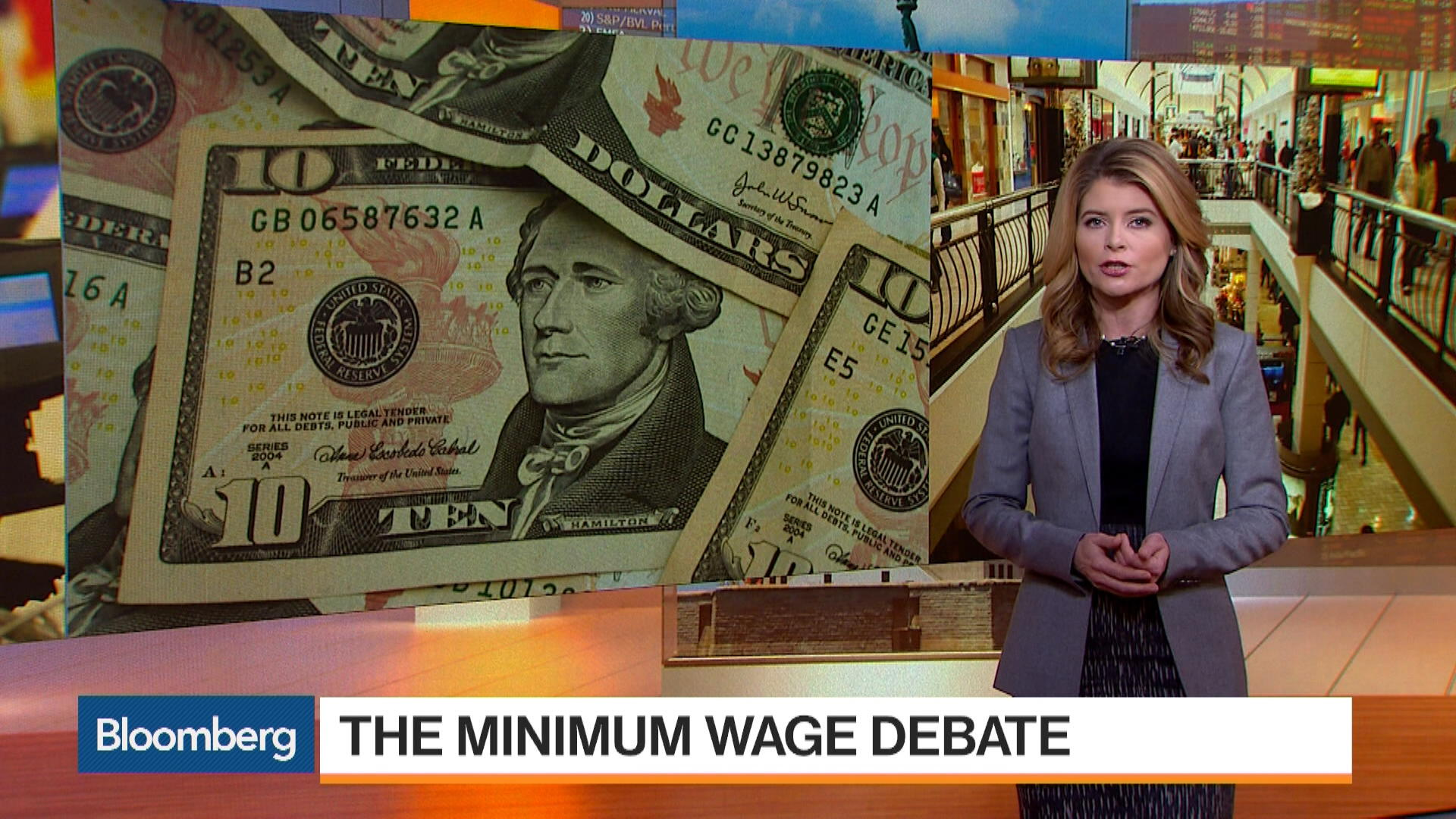 minimum wage debate in the us Not enough to live on if the minimum wage was the same as it was in the '70s, with inflation it would be around $21, which is three times what it is in many states.