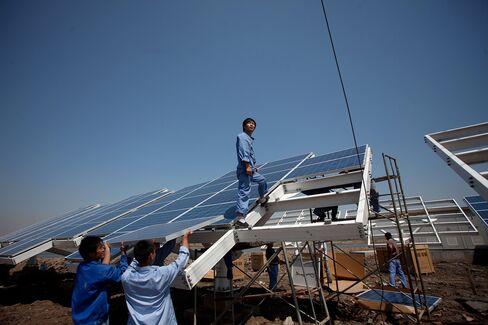 China's Solar Energy