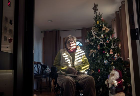 As Floods Push Homes Higher, the Disabled Risk Being Pushed Out
