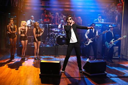 Robin Thicke Is Really Sorry to Sue Marvin Gaye's Heirs