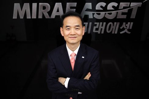 Mirae Asset Global CEO Koo Jae Sang