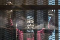 EGYPT-MORSI-TRIAL-POLITICS