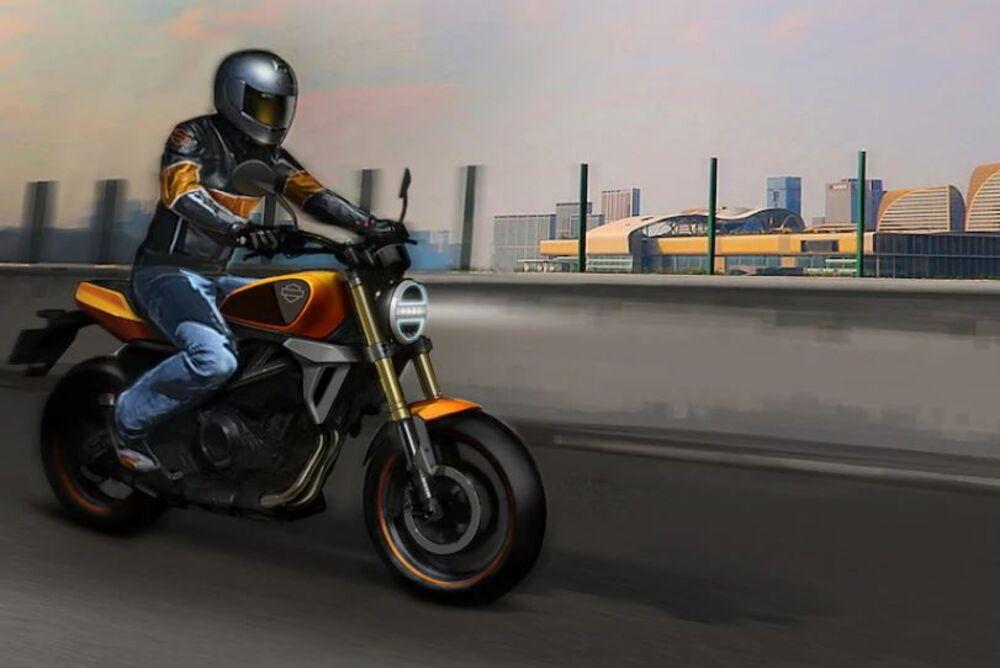 Harley Looks to Kickstart China Sales With Bike Development Deal