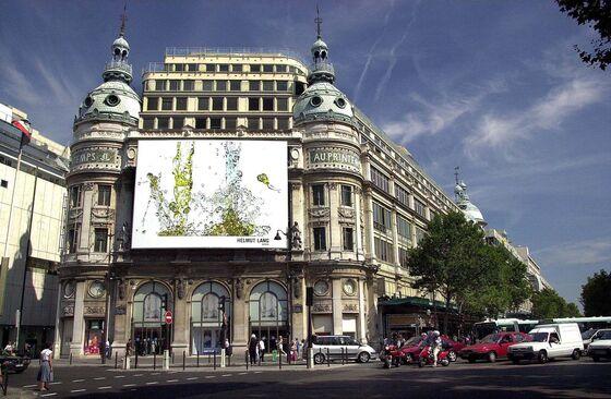 Paris Department Store PrintempsShuts Shops, Cuts Jobs