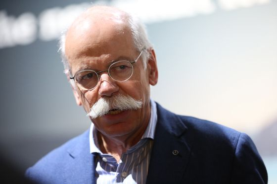Dr. Z's Bad Timing: Daimler's CEO Stumbles on His Victory Lap