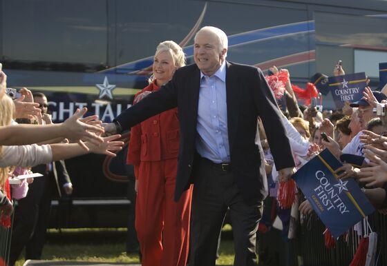 John McCain, Republican Senator and Vietnam Hero, Dies at 81