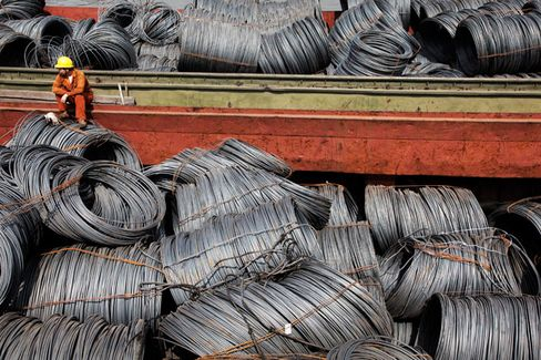 To Fix Overproduction, China Wants to Supersize Industries