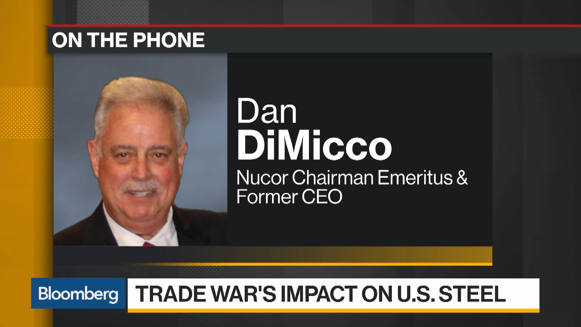 Steel Tariffs Stopped Dumping, Predatory Pricing: Nucor's Dimicco