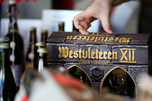 As the World Drinks More Belgian Beer, Belgians Drink Less