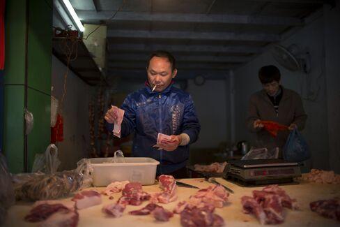 Wet Market in Shenzhen