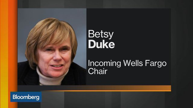 Wells Fargo appoints first female chair amid board changes