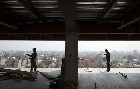 Empresas ICA SAB Apartment Construction