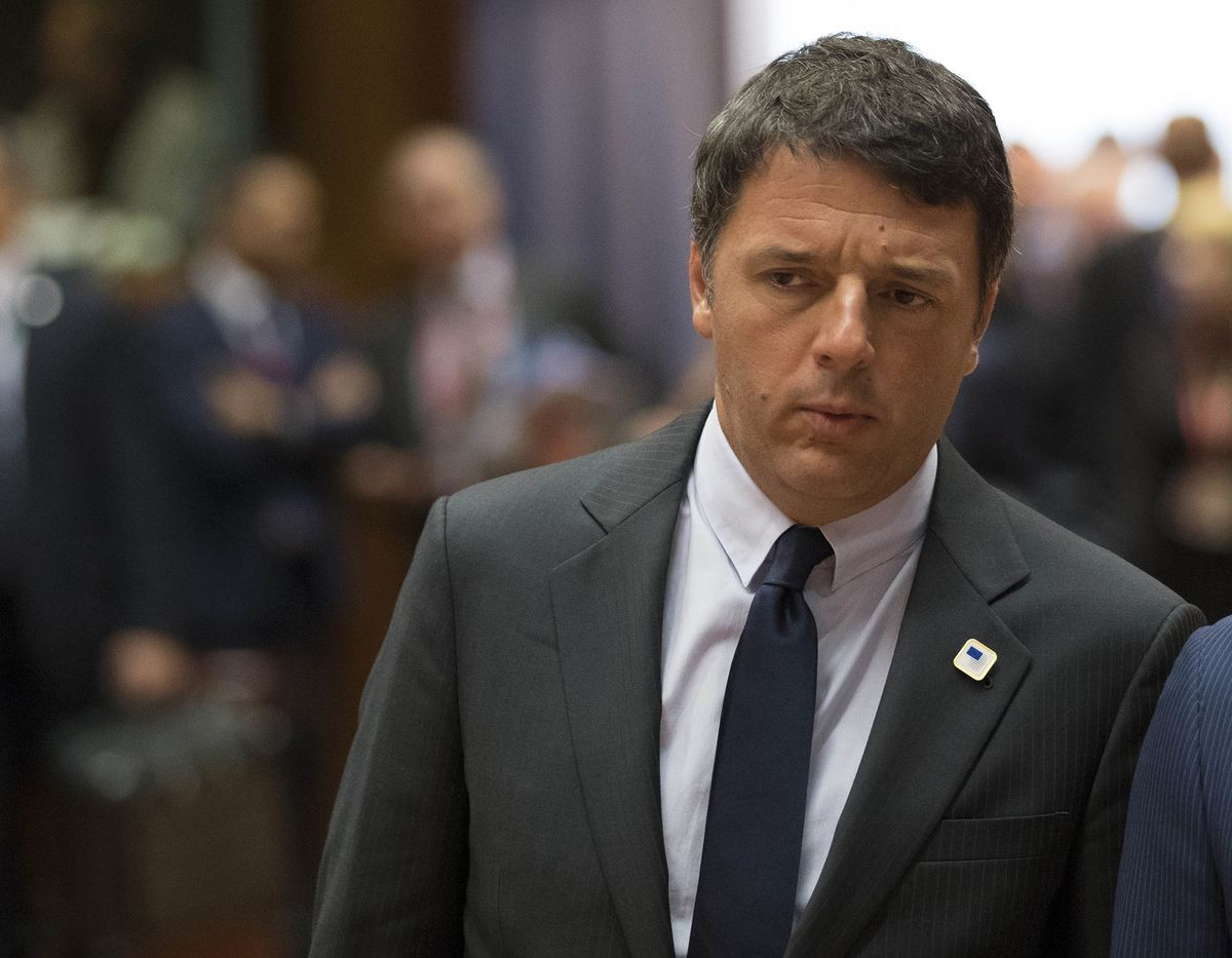 Italy's Renzi to Leave Democrats to Form Own Party, Media Report