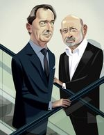 Wall Street Diverges As Gorman And Blankfein Take Opposite