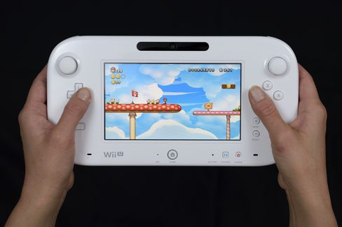 Nintendo Falls After Cutting Outlook on Wii U Sales