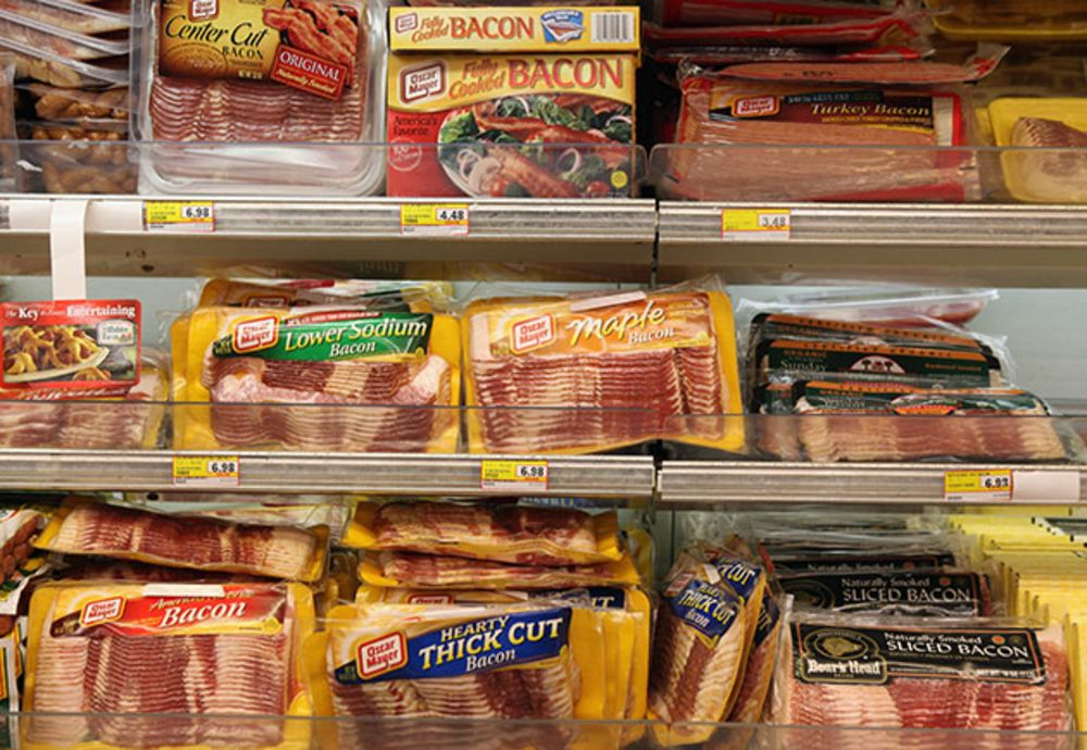 Bacon: Why America's Favorite Food Mania Happened - Bloomberg