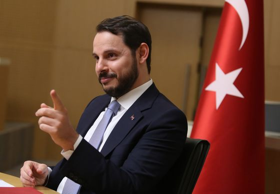 Erdogan Names Son-in-Law as Treasury and Finance Minister