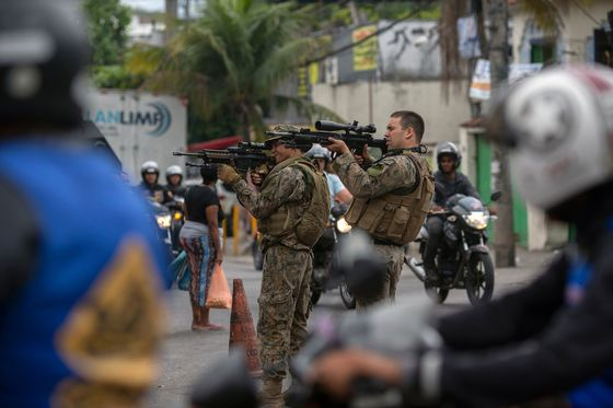 License-to-Kill Policing to Get a Trial Run in Rio de Janeiro
