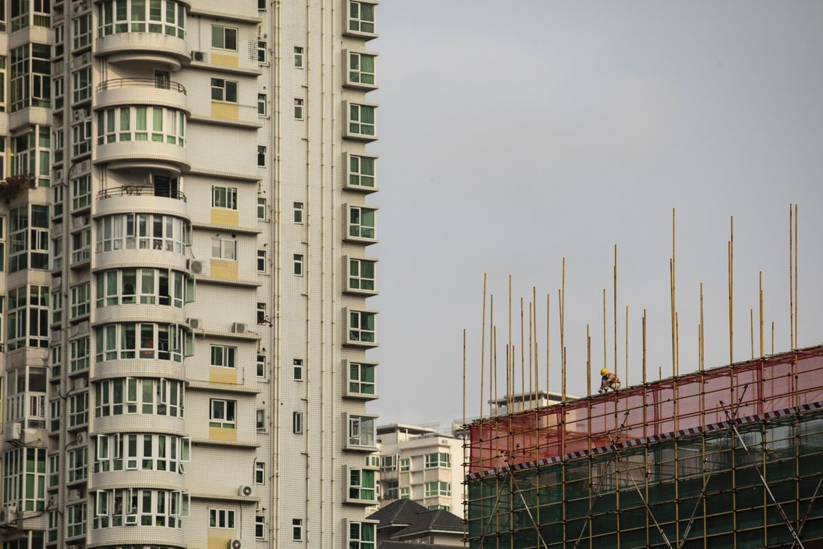 <p>China Home Prices Grow Most in Seven Months in Fast Sales Season thumbnail