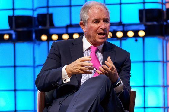 Senate Republican Super-PAC Gets $10 Million Boost From Schwarzman