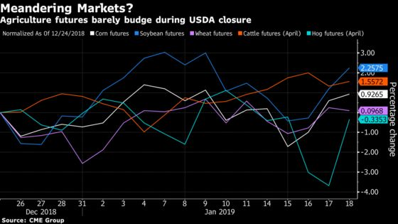 The Shutdown Is Giving Giant Agriculture Traders an Edge