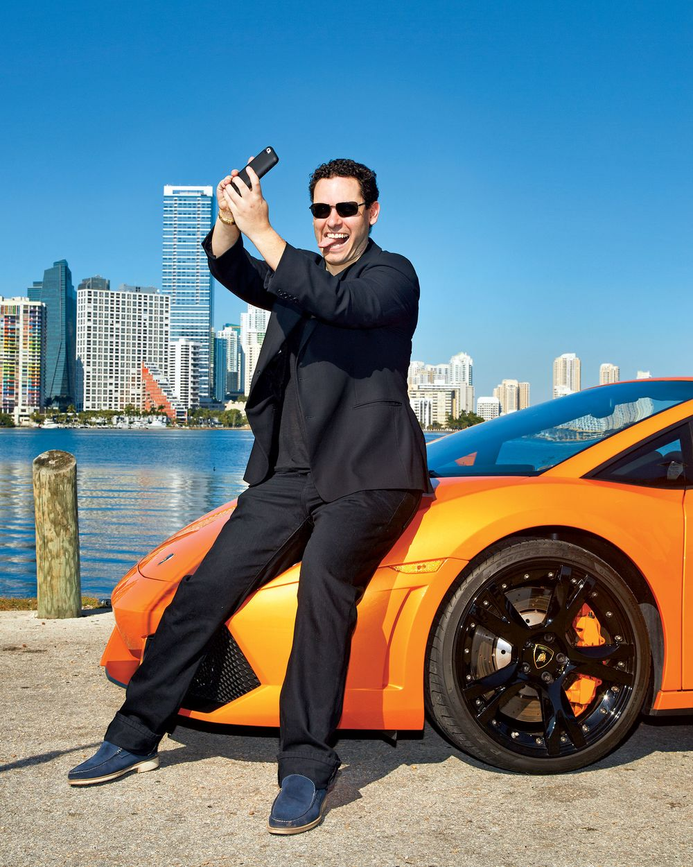 a3a8feec432 Penny-Stock Guru Tim Sykes Embraces Role of 'Rich Douche Bag ...