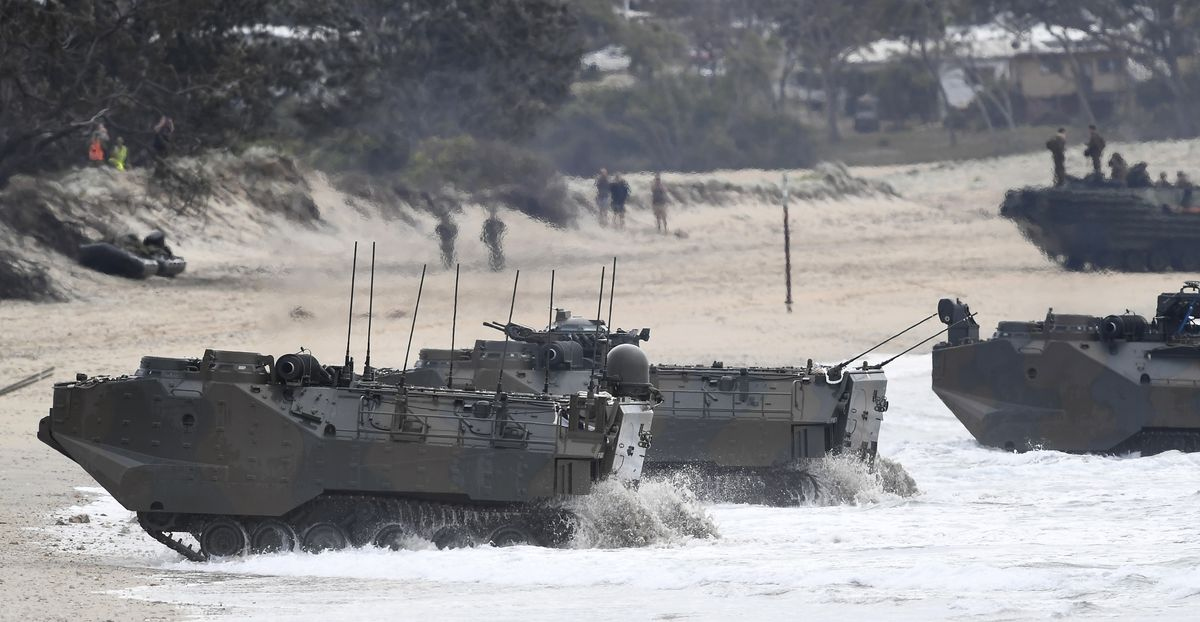 Second China Spy Ship to Watch U.S.-Australia War Training: ABC