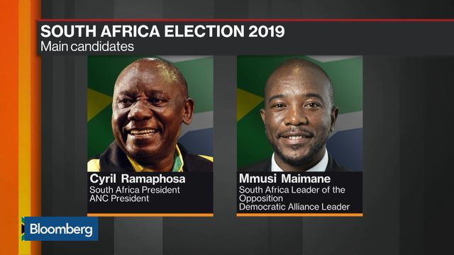 Election Pledges to Lift Economy Boost South African Confidence
