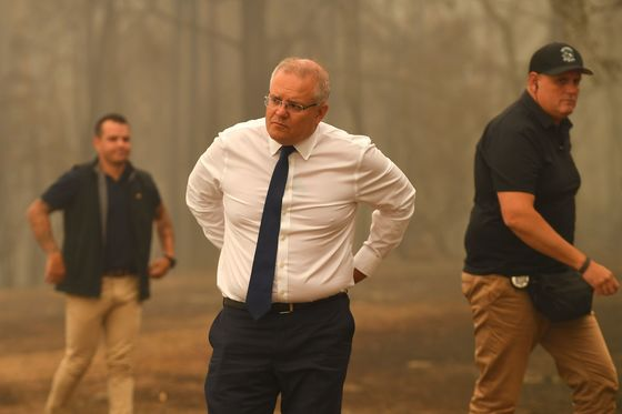 Australia's Vast Wildfires Foretold in 2007 UN Climate Warning
